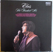 LP - Elvis Presley - He Touched Me