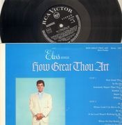 LP - Elvis Presley - How Great Thou Art - ORIGINAL DYNAGROOVE
