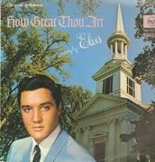 LP - Elvis Presley - How Great Thou Art