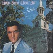 LP - Elvis Presley - How Great Thou Art - OG Mono