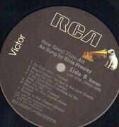 LP - Elvis Presley - How Great Thou Art - US BLACK LABEL