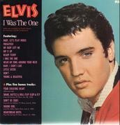 LP - Elvis Presley - I Was The One
