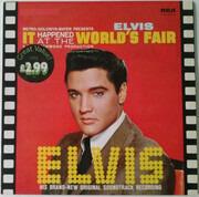 LP - Elvis Presley - It Happened At The World's Fair