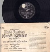 LP - Elvis Presley - King Creole - South Africa