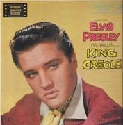 LP - Elvis Presley - King Creole - Incl. BONUS PHOTO