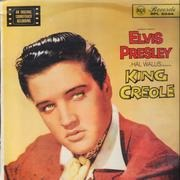 LP - Elvis Presley - King Creole - Rare New Zealand Pressing