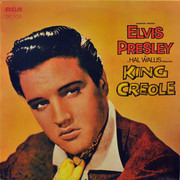 LP - Elvis Presley - King Creole - UK