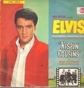 LP - Elvis Presley - Kissin' Cousins - Mono