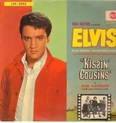 LP - Elvis Presley - Kissin' Cousins - NO LABEL CODE