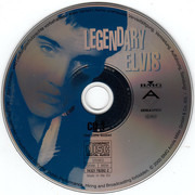 CD-Box - Elvis Presley - Legendary