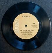 7inch Vinyl Single - Elvis Presley - Love Letters From Elvis