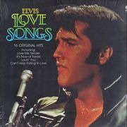 LP - Elvis Presley - Love Songs - still sealed