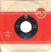 7inch Vinyl Single - Elvis Presley - Lover Doll - Original German, Company Sleeve