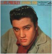 LP - Elvis Presley - Loving You - ROCKAWAY PRESSING