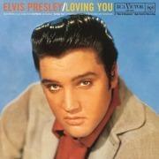 LP - ELVIS PRESLEY - LOVING YOU - 180 GRAM AUDIOPHILE PRESSING