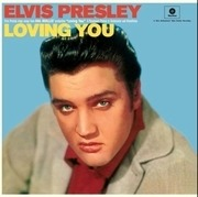 LP - Elvis Presley - Loving You - HQ-Vinyl
