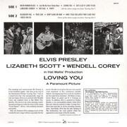 Double CD - Elvis Presley - Loving You - Gatefold 7' digipak