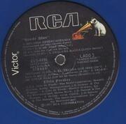 LP - Elvis Presley - Moody Blue - Blue Translucent