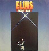 LP - Elvis Presley - Moody Blue - Italy
