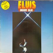 LP - Elvis Presley - Moody Blue