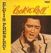 LP - Elvis Presley - Rock 'N' Roll
