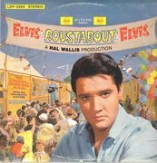 LP - Elvis Presley - Roustabout