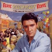 LP - Elvis Presley - Roustabout - =Remastered=