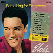 LP - Elvis Presley - Something For Everybody