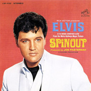 LP - Elvis Presley - Spinout