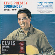 CD Single - Elvis Presley - Surrender - Limited Edition Numbered