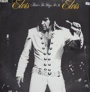 LP - Elvis Presley - That's The Way It Is