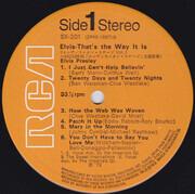 LP - Elvis Presley - That's The Way It Is - +INSERT