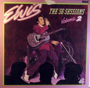 LP - Elvis Presley - The '56 Sessions Volume 2