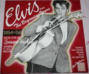 LP - Elvis Presley - The Beginning Years