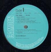 LP - Elvis Presley - The King... Elvis
