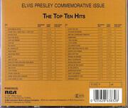 Double CD - Elvis Presley - The Top Ten Hits