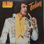 LP - Elvis Presley - Today