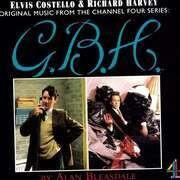 LP - Elvis & Richard Costello - Gbh Soundtrack - WITH RICHARD HARVEY