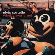 CD - Elvis Costello - WHEN I WAS CRUEL