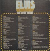 LP-Box - Elvis Presley - 100 Super Rocks - FRENCH BOX SET