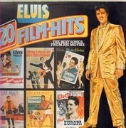 LP - Elvis Presley - 20 Film-Hits - Club-Edition