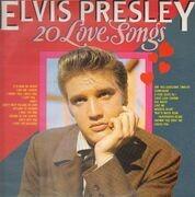 LP - Elvis Presley - 20 Love Songs