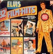Double LP - Elvis Presley - 32 Film-Hits - w POSTER