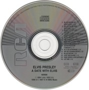 CD - Elvis Presley - A Date With Elvis
