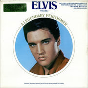LP - Elvis Presley - A Legendary Performer - Volume 3