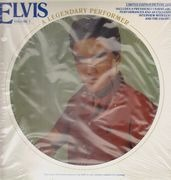 Picture LP - Elvis Presley - A Legendary Performer - Volume 3