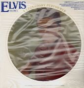 Picture LP - Elvis Presley - A Legendary Performer - Volume 3 - Still sealed