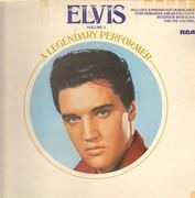 LP - Elvis Presley - A Legendary Performer Volume 3