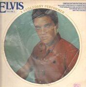 Picture LP - Elvis Presley - A Legendary Performer Volume 3 - PICTURE DISC