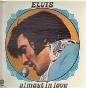 LP - Elvis Presley - Almost In Love